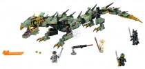Robotický drak Zeleného nindžov