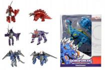 Transformer dinosaurus / robot 18cm - mix variantov či farieb