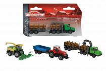 Farmářské vozidlo kovové Farm Set - mix variant či barev