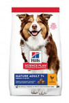 Hill 'Can.Dry SP Mature Adult 7+ Medium Chicken 14kg