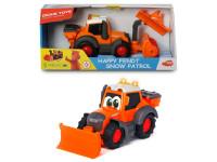 Traktor Happy Fendt Snow Patrol