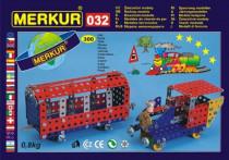 M032 Železničná modely