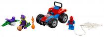 Lego Super Heroes 76133 Spiderman a automobilová honička