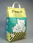 Podstielka Cat Zverlit - zelená 6 kg