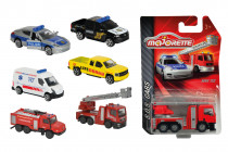 Auto hasiči/ambulance, kovové - mix variant či barev