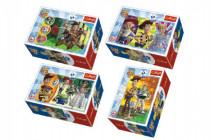 Minipuzzle Toy Story 4 54 dílků - mix variant či barev