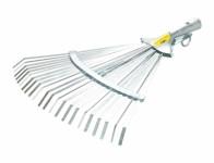 Hrable kombinované 16 + 6 prútov nastaviteľné 34-52cm