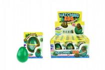 Vajcia liahnuce a rastúce leňochod plast 6cm