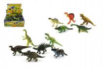 Dinosaurus plast 11cm - mix variantov či farieb