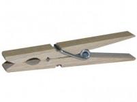 štipce na bielizeň drevené (48ks)