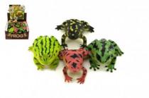 Žaba plast 8cm - mix variantov či farieb