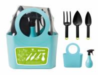 Set záhradnícky GARDEN BREAK - taška + rozprašovač + náradie