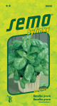 Semo Bazalka pravá - Lettuce Leaf (šalátová) 1g