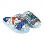 Šľapky - papučky Tlapková Patrola modrá