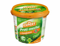 Hnojivo trávníkové - Expert proti machu 10 kg vedro