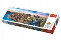 Puzzle Porto, Portugalsko panoráma 500 dielikov 66x23,7cm