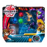 Bakugan balení 5 ks s doplňky - mix variant či barev