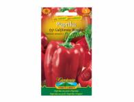 Osivo Paprika zeleninová OZAROWSKA, typ California Wonder