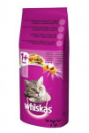 Whiskas Dry s kuřecím masem 14kg