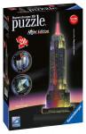 Empire State Building- Nočná edície 3D 216p