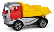 Auto Truckies sklápač plast 22cm s figúrkou v krabici 24m +