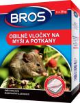 Bros - obilné vločky na myši, potkany a potkany 100 g