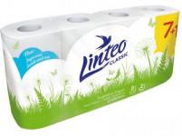 papier toaletný LINTEO 2vrstvý BI (7 + 1ks)