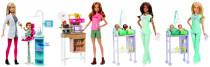 Barbie povolání herní set s panenkou - mix variant či barev