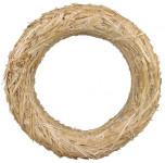 Kroužek slaměný - 30 cm - 10 ks