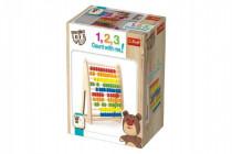 Počítadlo drevené Wooden Toys 18m +