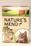 Schmusy Cat Nature Menu vrecko 4x3x100g multipack