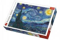 Puzzle Hviezdna noc 1000 dielikov
