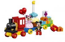 Prehliadka k narodeninám Mickeyho a Minnie