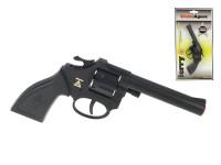 Pistole - Kapslovka Jerry 19cm 8 ran