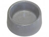 Miska betón okrúhla č.36 Bemi priem. 132 x 57 mm