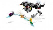 Lego Super Heroes 76116 Batmanovho ponorka a stretnutiu pod vodou