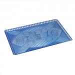 tác imitace skla 22x14cm plastový