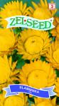 Seva Zelseed Slamienka - žltá 0,45g