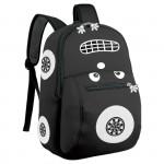 Easy 920508 batoh neoprenový - dětský, autíčko černé