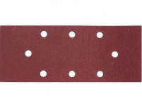 Papier brúsny 93x230mm, zr. 60, 8 otvorov (5ks)