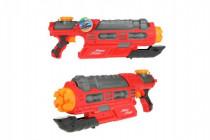 Vodné pištole plast 50cm