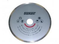 kotúč diamantový 125 celoobvodový