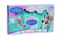 Frozen, make up pro ledovou princeznu
