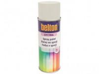farba v spreji BELTON RAL 9003, 400ml bi signálne
