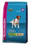 Eukanuba Mature&Senior Lamb+Rice 12 kg