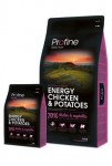 Profine NEW Dog Energy Chicken & Potatoes 15 kg