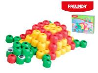 Mozaika vodní perly 3D 100ks plast želva 10x8mm Paulinda Super Beads