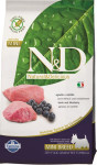 N & D Grain Free Dog Adult Mini Lamb & Blueberry 0,8 kg