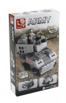 Stavebnice 3v1 - Armored car