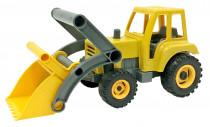 Eco aktívny traktor